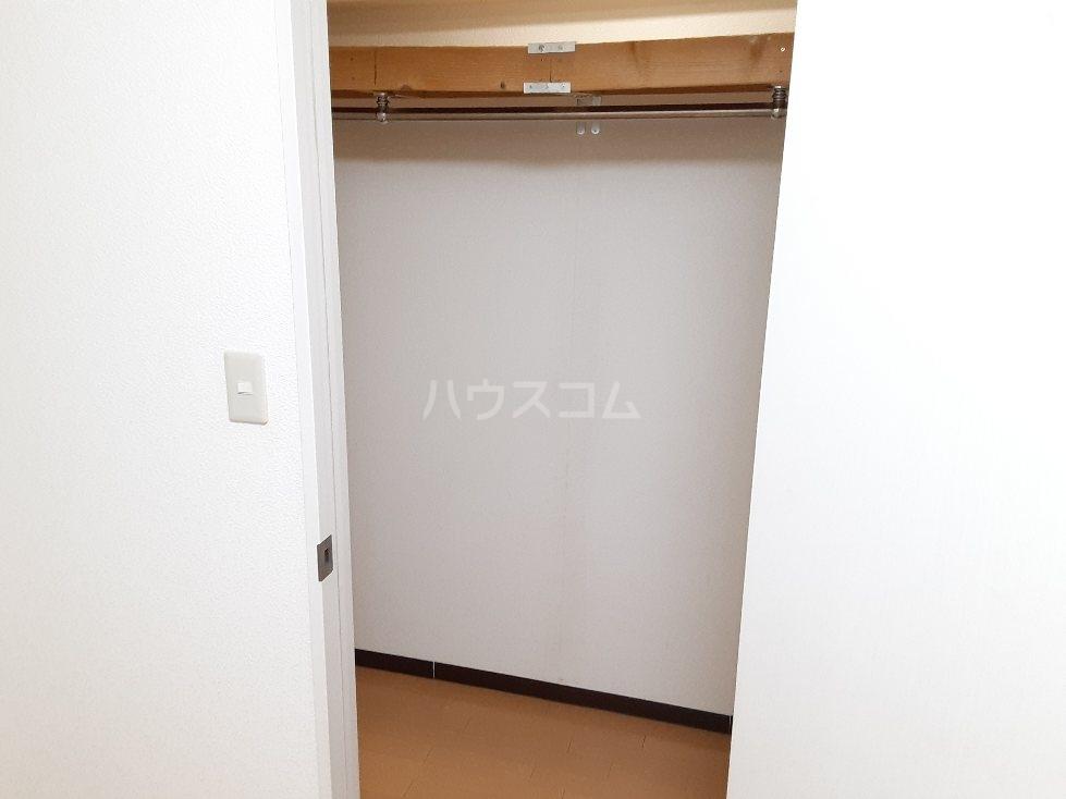アクアハイム 103号室の収納