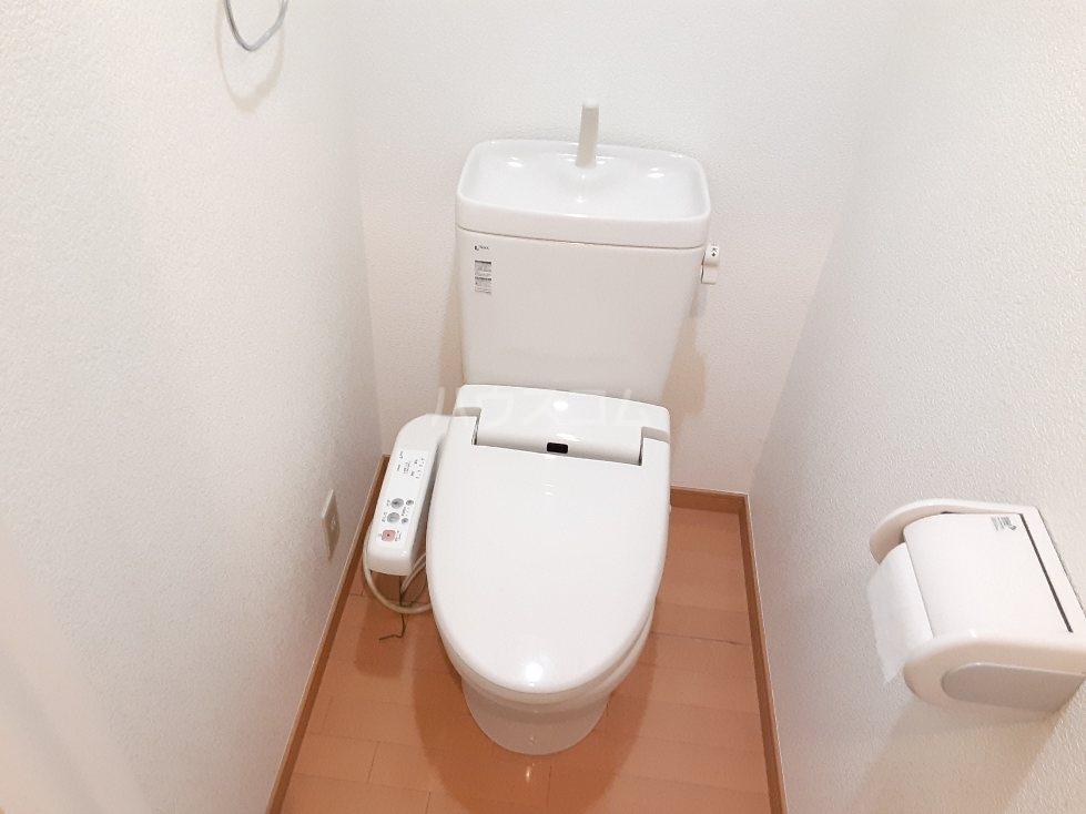 アクアハイム 103号室のトイレ