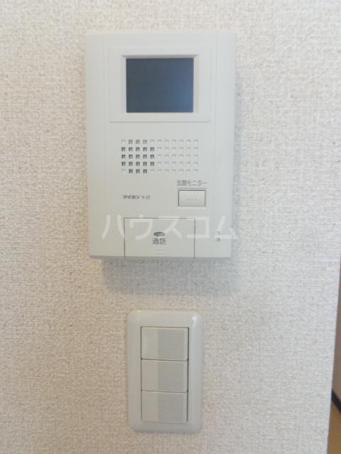 カーサ・フェリーチェ 205号室のセキュリティ
