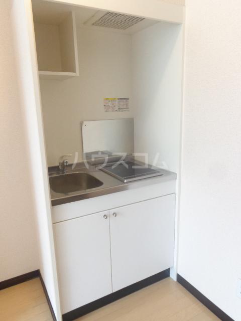 カーサ・フェリーチェ 205号室のキッチン