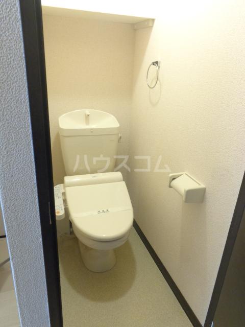 カーサ・フェリーチェ 205号室のトイレ