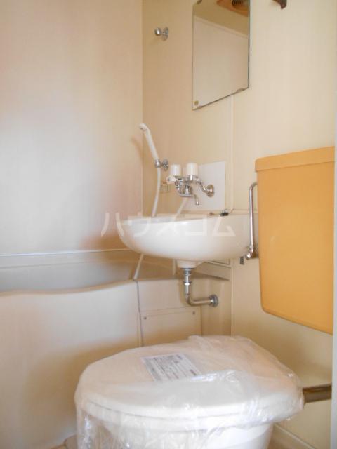 メゾンG 402号室の風呂