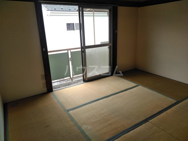 いづみ荘 202号室のベッドルーム