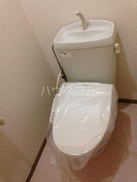 ピュア南林間F 101号室のトイレ