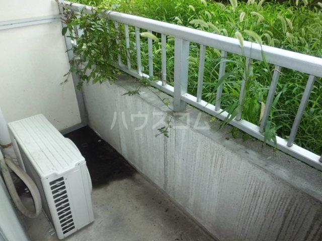 メゾン朋泉Ⅱ 109号室のバルコニー