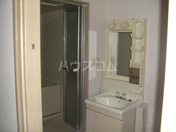 ぴゅあレジデンス 106号室の洗面所
