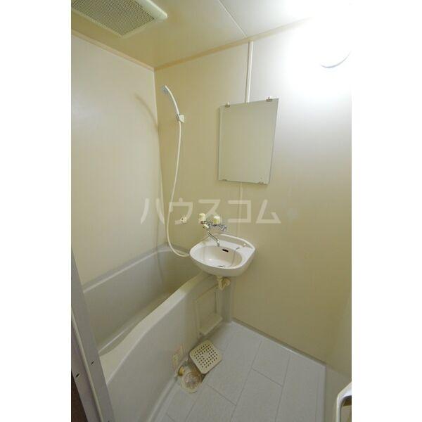 クレールたつた 906号室の風呂