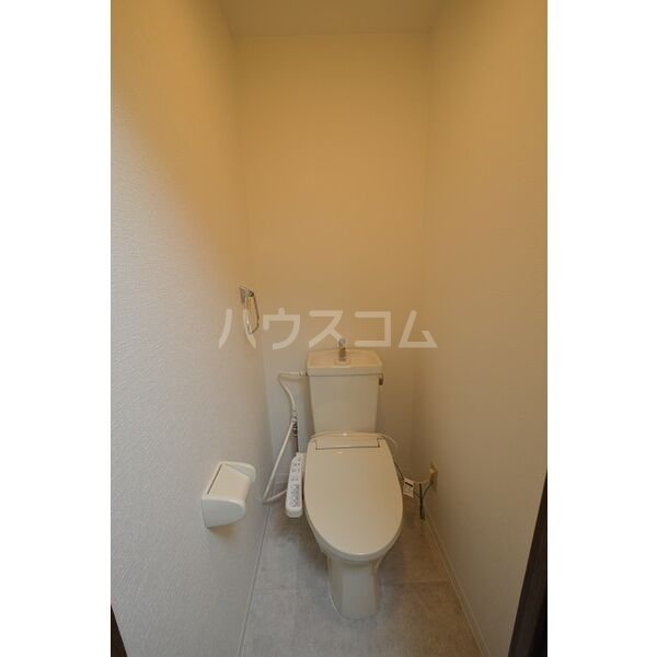 クレールたつた 906号室のトイレ