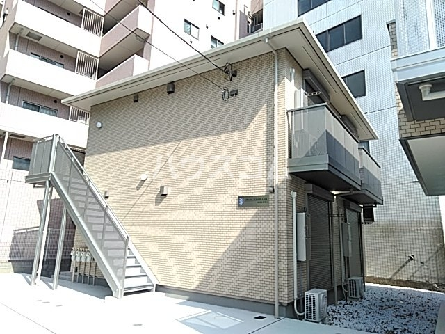 CRANE横浜阪東橋Ⅱの外観