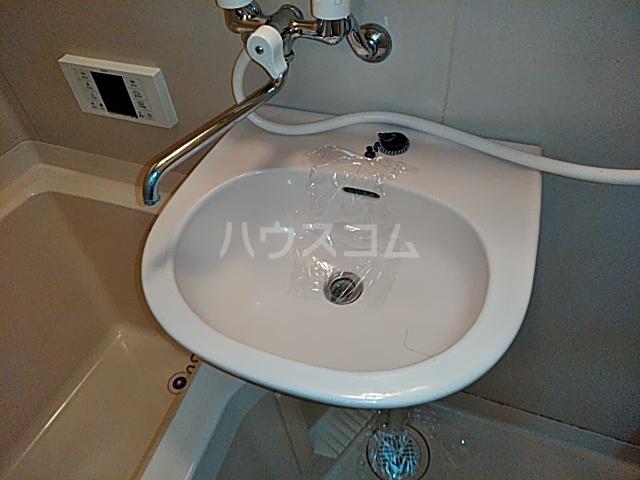 ラフォーレ松原 202号室の洗面所