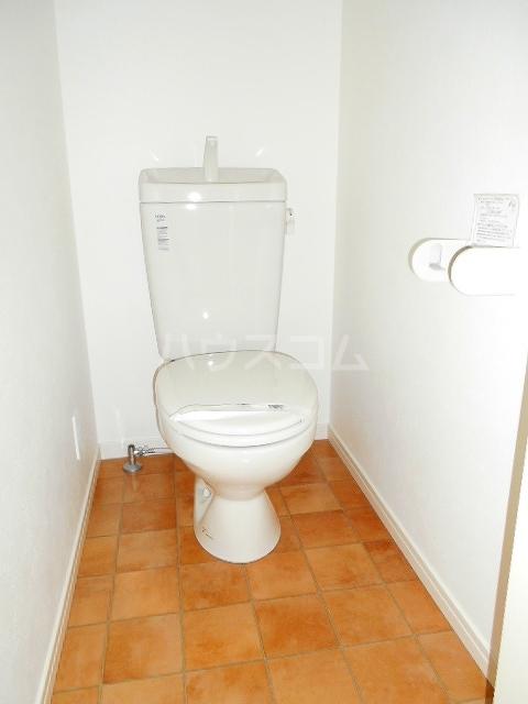 グランシェのトイレ
