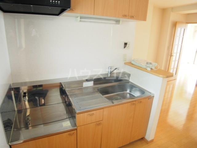 ガーデンハマ 567 106号室のキッチン