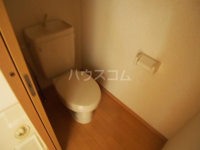 ガーデンハマ 567 106号室のトイレ