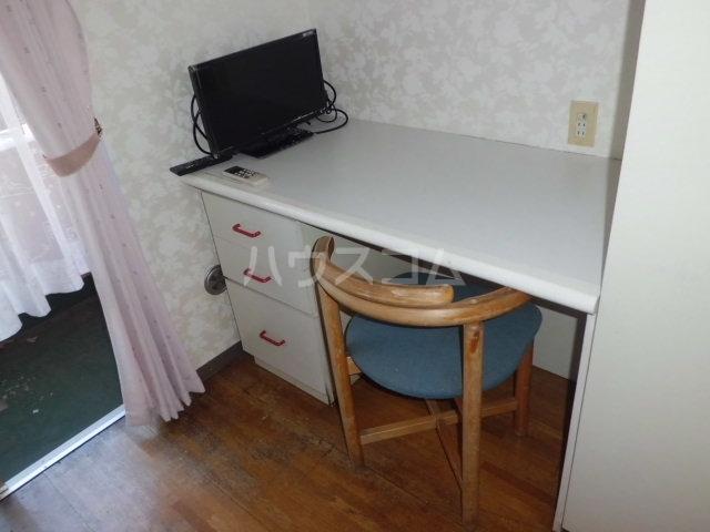 ティファニー2 202号室のキッチン