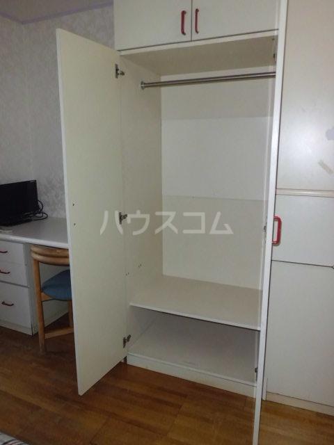 ティファニー2 202号室の収納