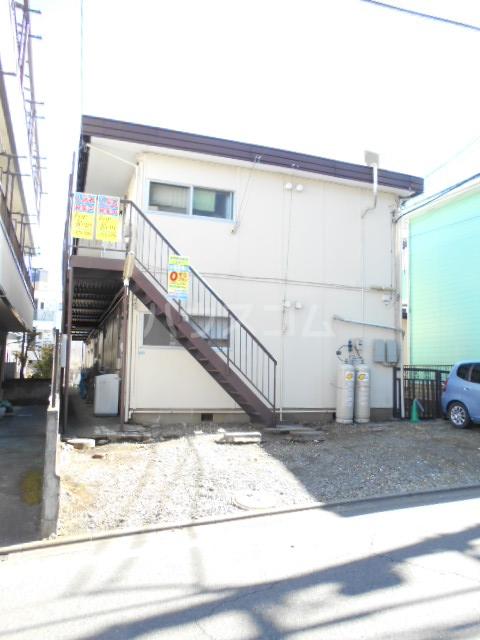 徳永ハイツB 205号室の外観