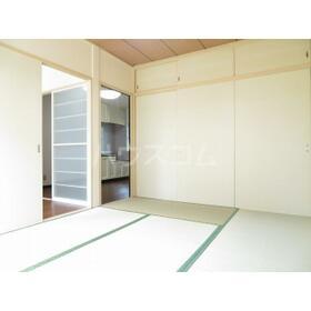 プレリュード 201号室のベッドルーム