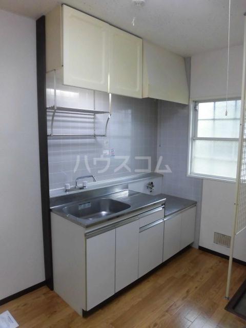 プレリュード 201号室のキッチン