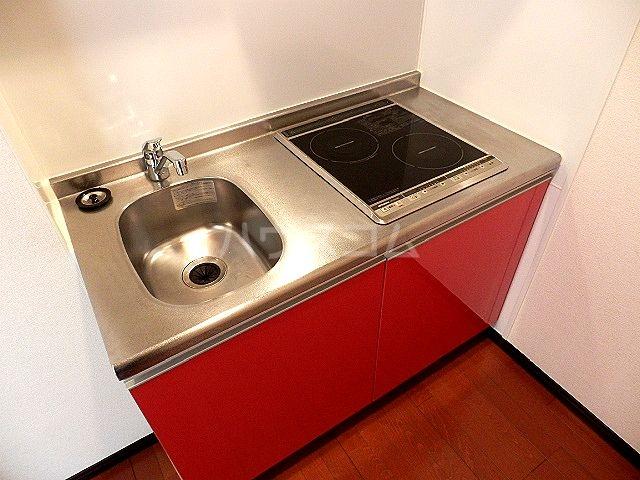 リブリ・ヴァータジェム 105号室のキッチン