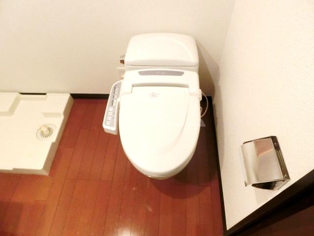 リブリ・ヴァータジェム 105号室のトイレ