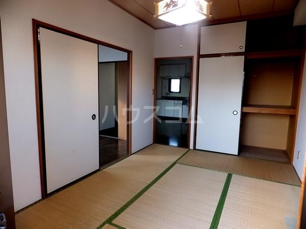 猪野マンション 103号室の居室