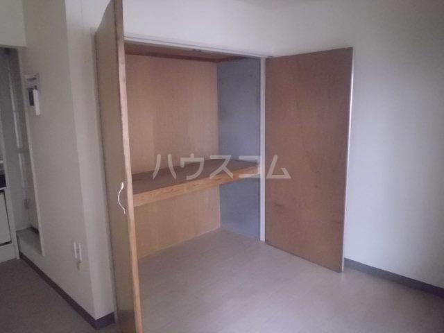 エステート金明 206号室の収納