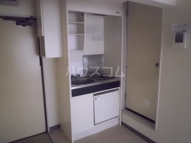 エステート金明 206号室のキッチン