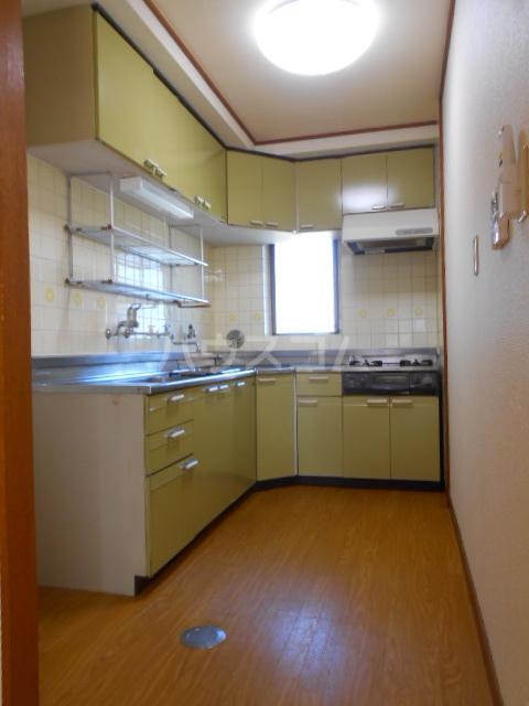 ハイツサングリーン 303号室のキッチン