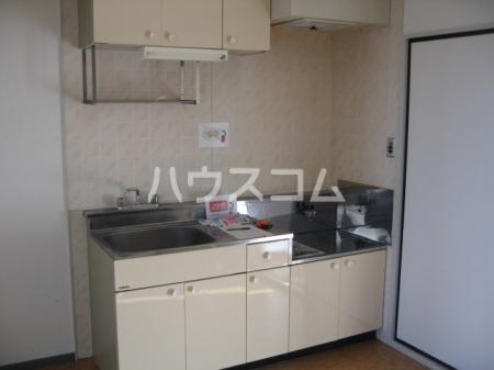 エスポワ清水 101号室のキッチン