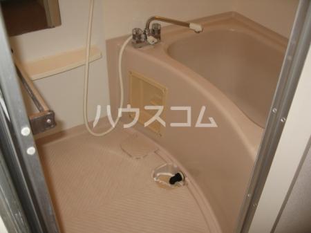 エスポワ清水 101号室の風呂