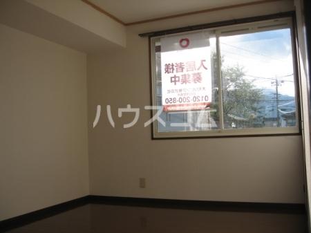 エスポワ清水 101号室のベッドルーム