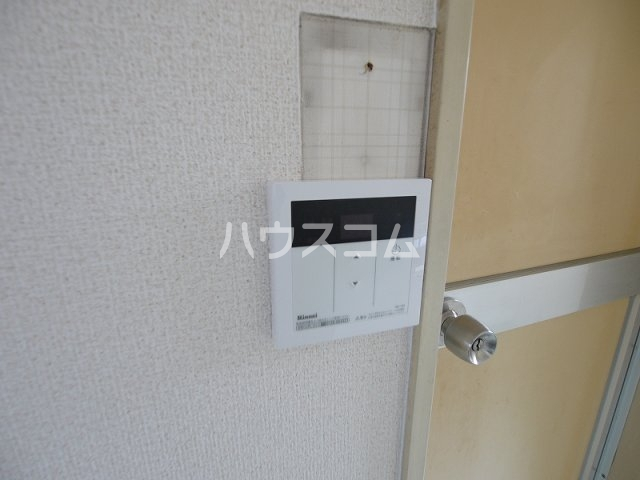 ハルヒハウス 1C号室のセキュリティ