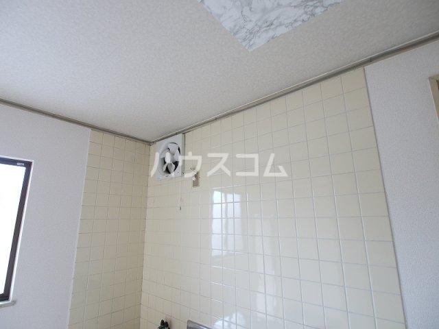 ハルヒハウス 1C号室の設備