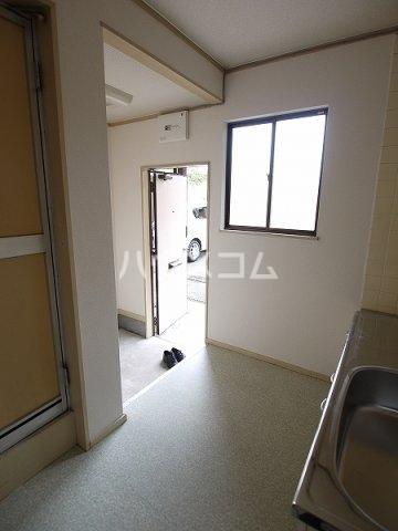 ハルヒハウス 1C号室のリビング