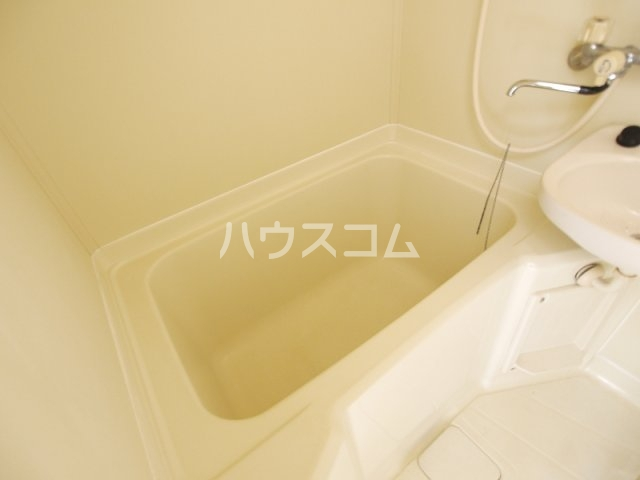 ハルヒハウス 1C号室の風呂