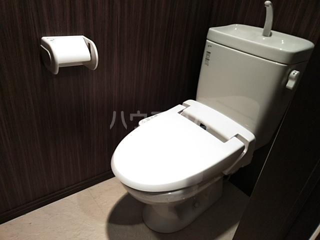 エリュート 105号室のトイレ