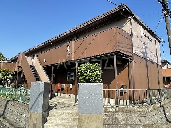 太田レジデンスB棟の外観
