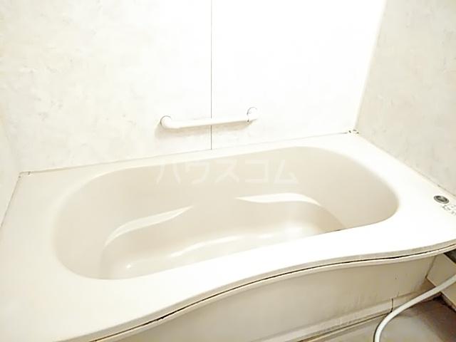 ソレーユ 203号室の風呂