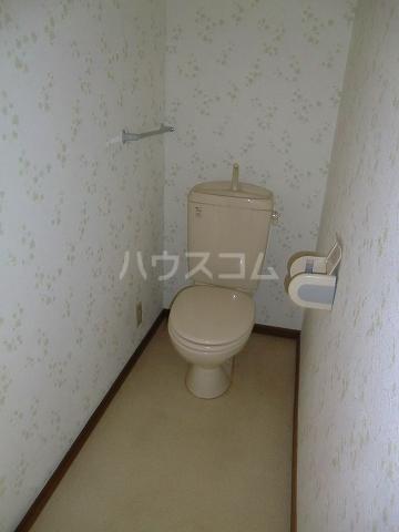 リッツハウスのトイレ