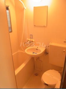 サンパレス金沢 102号室のトイレ