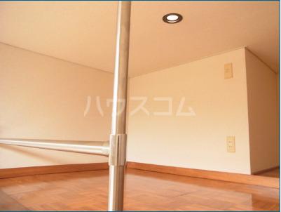 サンパレス金沢 102号室の収納