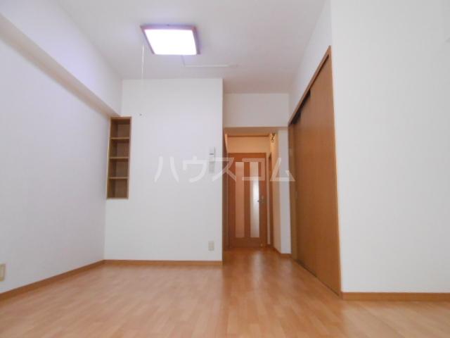 やなぎパークマンション 2A号室のリビング