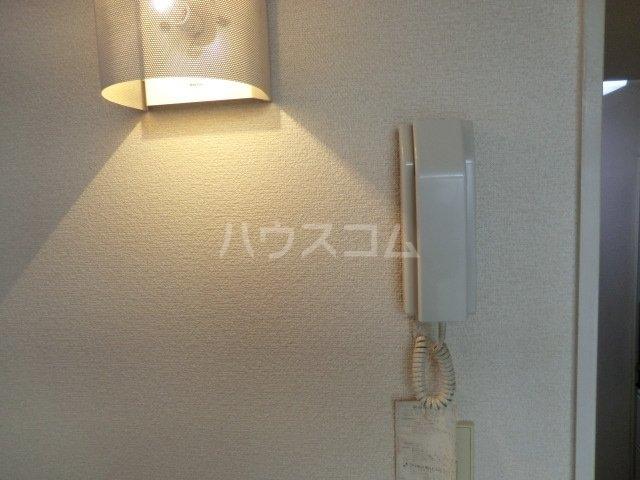 パレス桜第6 102号室のセキュリティ