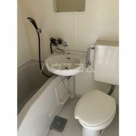 パレス桜第6 102号室のトイレ