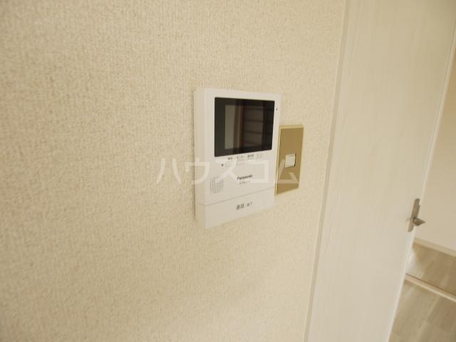箕ノ手ハイツB棟 302号室のセキュリティ