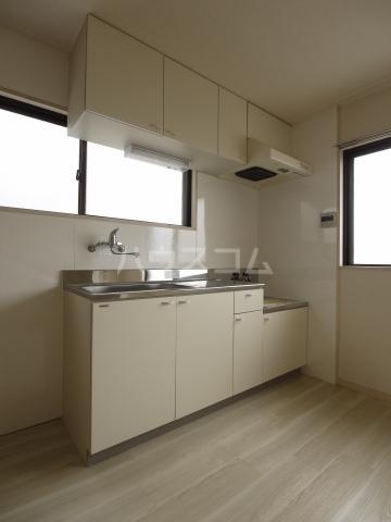 箕ノ手ハイツB棟 302号室のキッチン