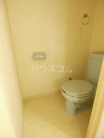 箕ノ手ハイツB棟 302号室のトイレ