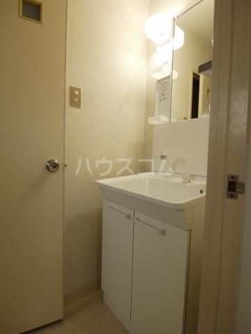 箕ノ手ハイツB棟 302号室の洗面所
