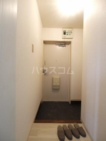 箕ノ手ハイツB棟 302号室の玄関