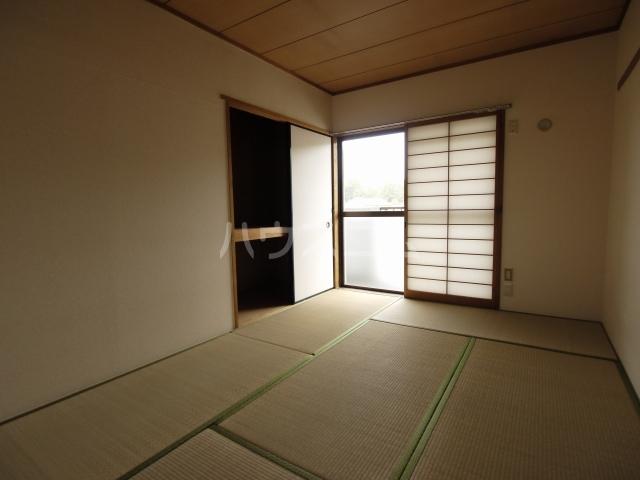 箕ノ手ハイツB棟 302号室のベッドルーム